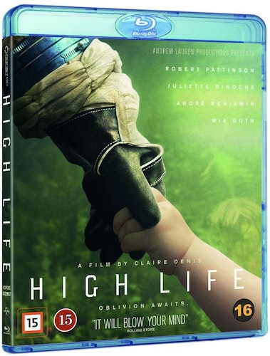 HIGH LIFE (bluray)
