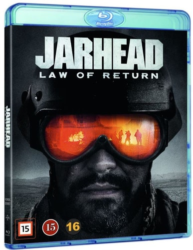 JARHEAD: LAW OF RETURN (bluray)