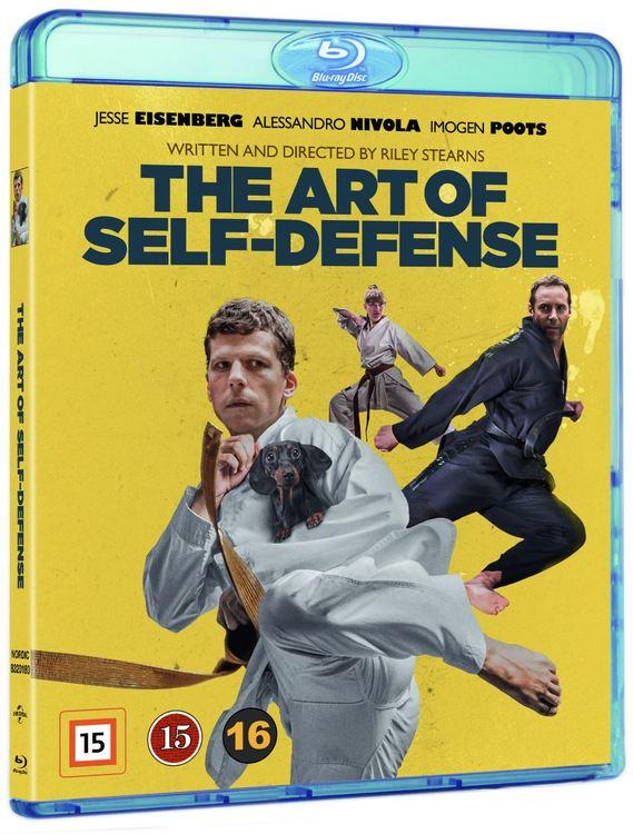 THE ART OF SELF-DEFENSE (bluray)