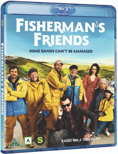 FISHERMANS FRIENDS (bluray)
