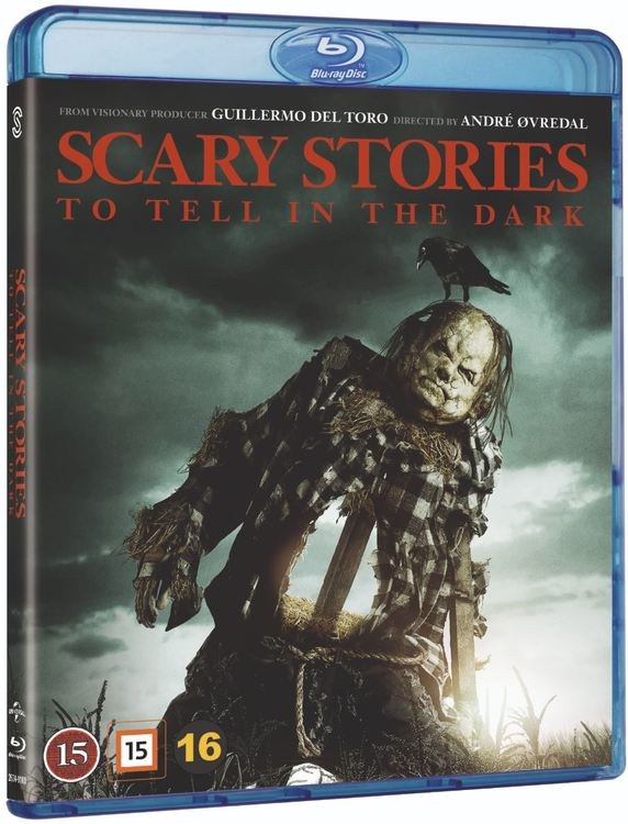 SCARY STORIES TO TELL IN THE DARK (bluray)