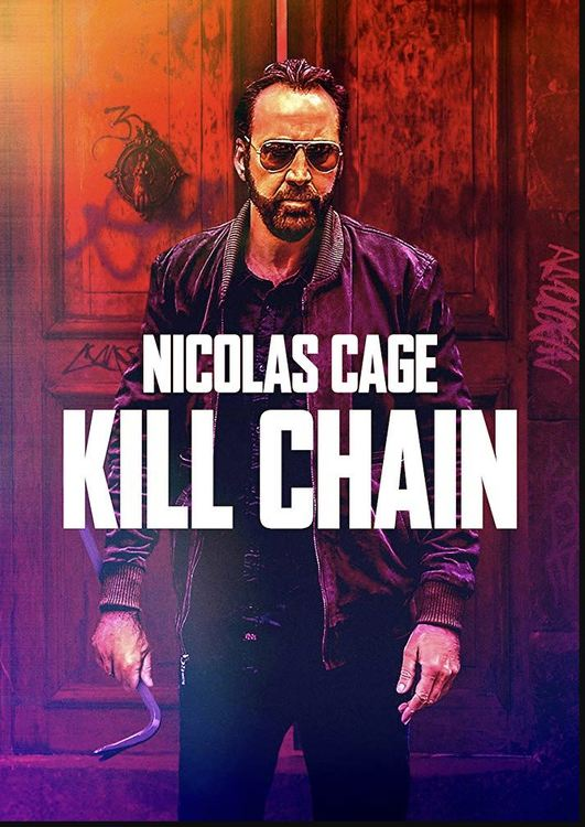 Kill Chain(DVD)