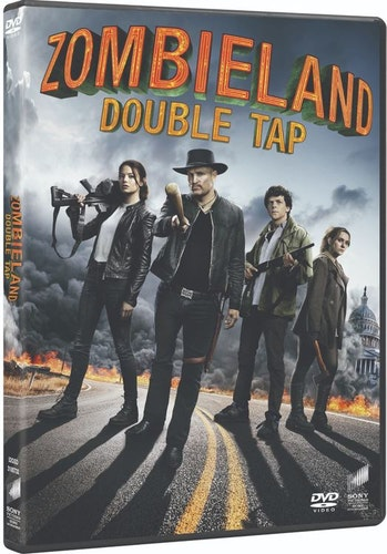ZOMBIELAND: DOUBLE TAP DVD
