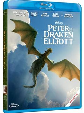 Disneys Peter och Draken Elliott (spelfilm) bluray