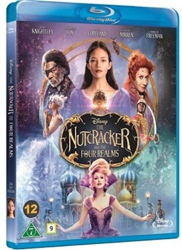 Disneys The Nutcracker and the Four Realms bluray