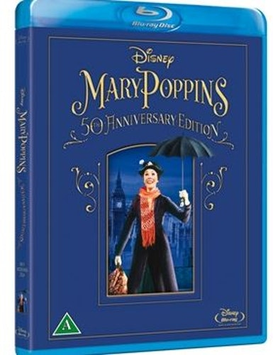 Disneys Mary Poppins bluray