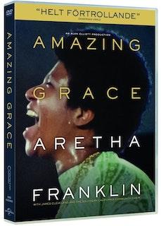 AMAZING GRACE DVD
