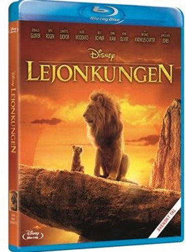 Disneys The Lion King bluray 2019