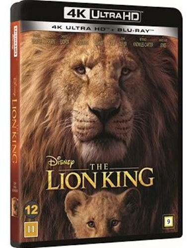 The Lion King (Live Action) 4K Ultra HD 2019