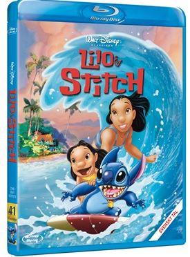 Disneyklassiker 41 Lilo och Stitch bluray