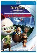 Disneyklassiker 45 Lilla Kycklingen bluray