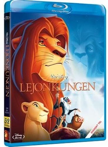 Disneyklassiker 32 Lejonkungen bluray
