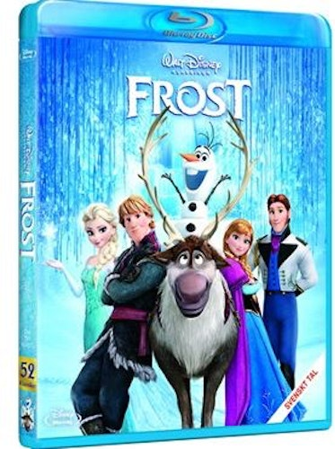 Disneyklassiker 52 Frost bluray
