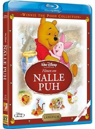 Disneyklassiker 22 Filmen om Nalle Puh bluray