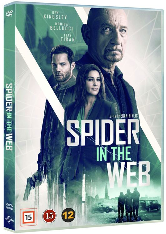 Spider in the Web DVD