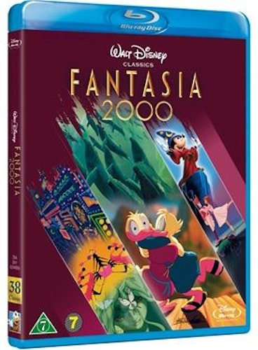 Disneyklassiker 38 Fantasia 2000 bluray