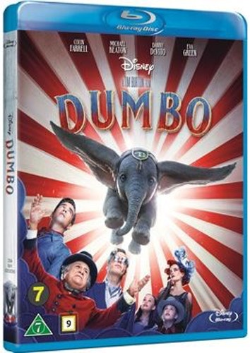 Disneys Dumbo (2019) bluray