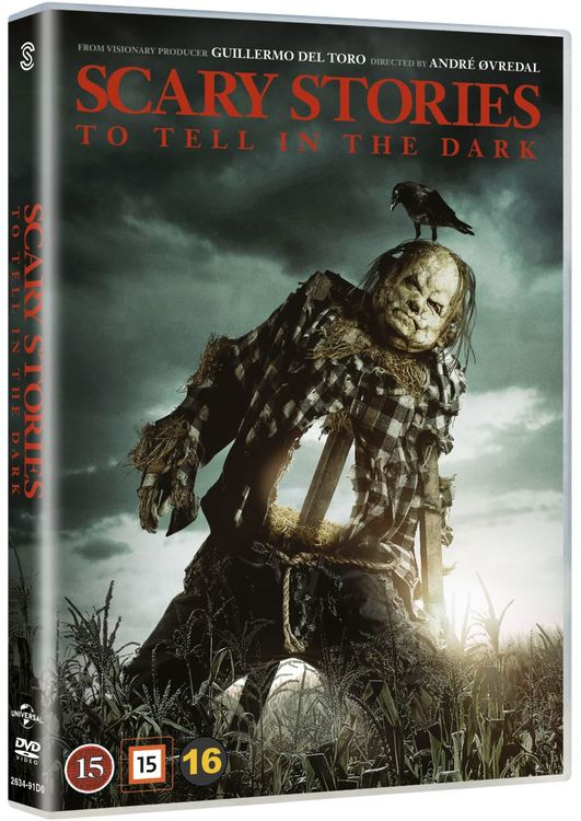 SCARY STORIES TO TELL IN THE DARK DVD