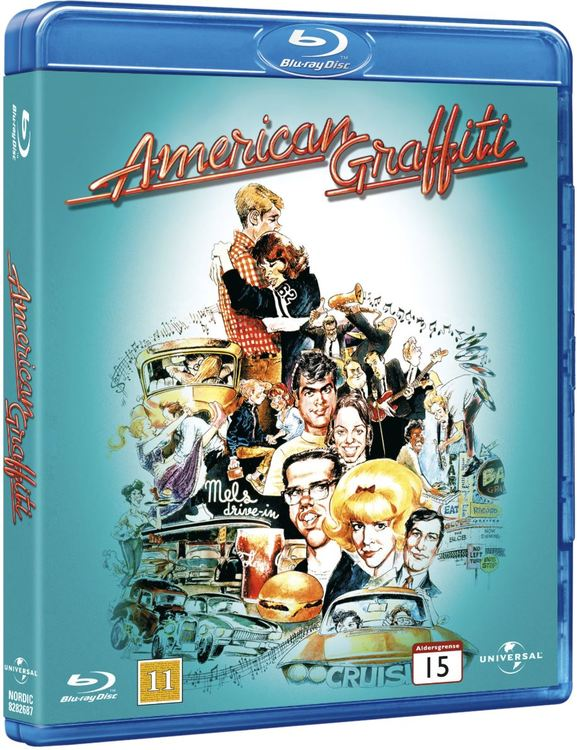 American Grafitti Bluray