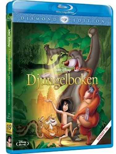 Disneyklassiker 19 Djungelboken bluray