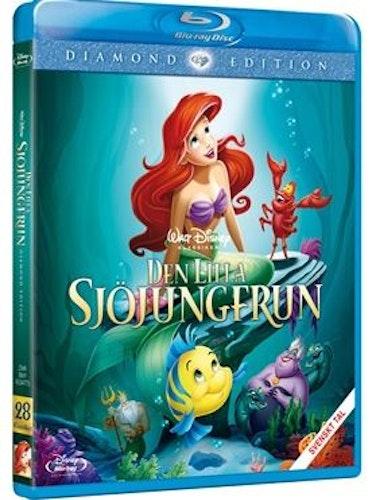 Disneyklassiker 28 Den lilla Sjöjungfrun bluray