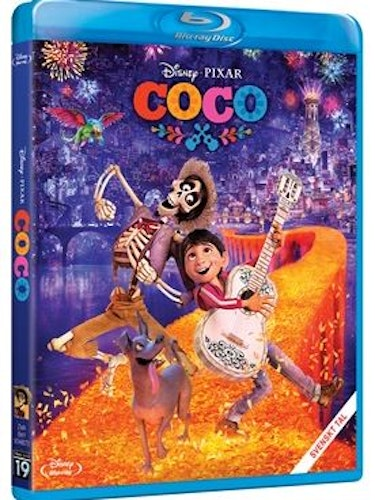 Disney Pixar klassiker 19 Coco bluray