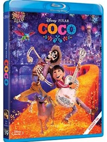 Disney Pixar klassiker 19 Coco bluray