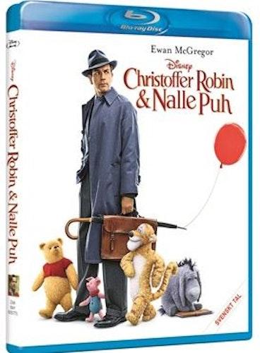 Disneys Christoffer Robin och Nalle Puh bluray