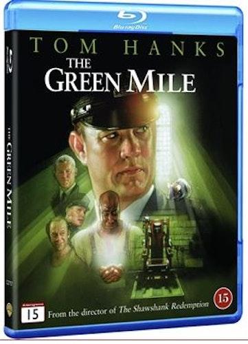 Den gröna milen bluray