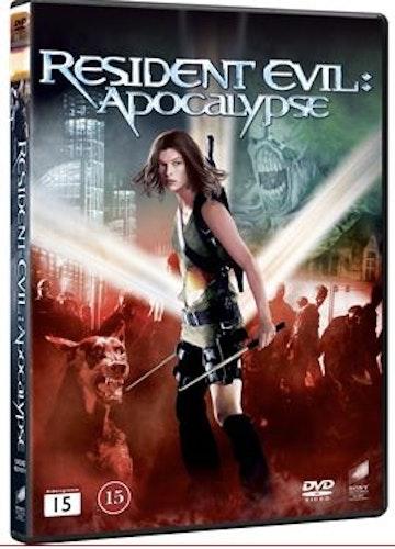 Resident Evil 2: Apocalypse DVD