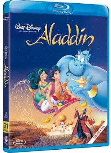 Disneyklassiker 31 Aladdin bluray