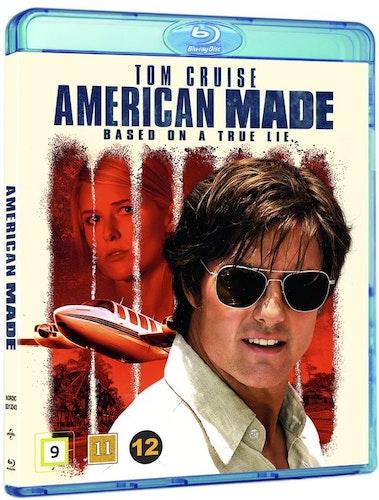 American Made Bluray