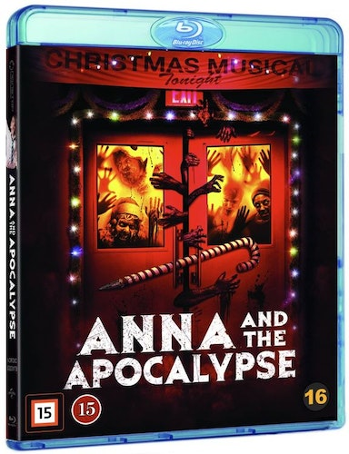 Anna and the apocalypse Bluray