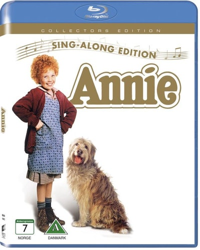 ANNIE Bluray 1982