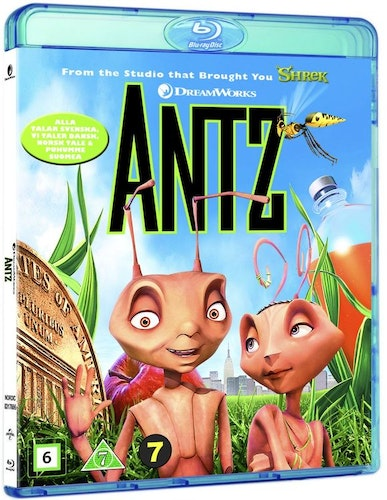 ANTZ Bluray