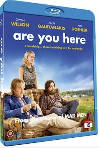 Are You Here (bluray)