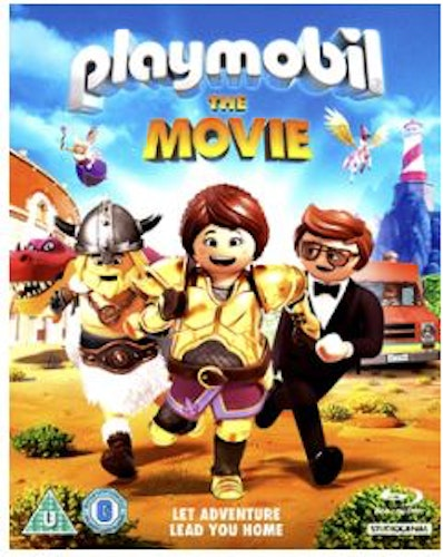 Playmobil Blu-Ray (import) från 2019