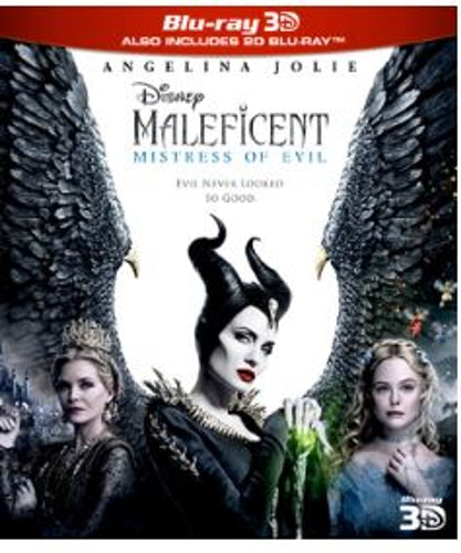 Maleficent - Mistress Of Evil 3D Blu-Ray (import)