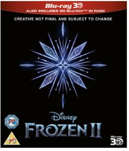 Frost  2 3D Blu-Ray (import)