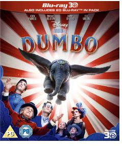 Dumbo 3D Blu-Ray (import)
