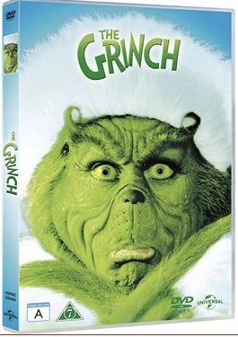 Grinchen - Julen är stulen DVD