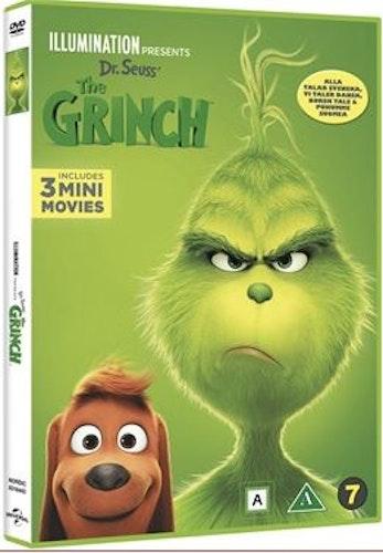Grinchen 2018 DVD