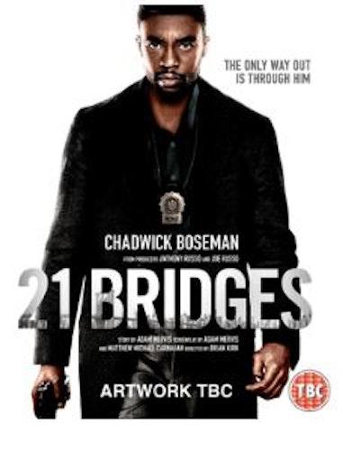 21 Bridges Bluray (import)