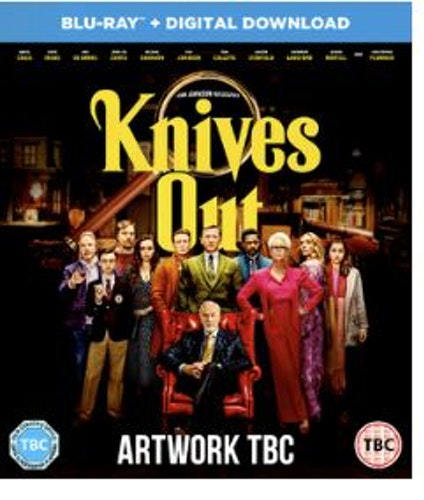 Knives Out Bluray (import)