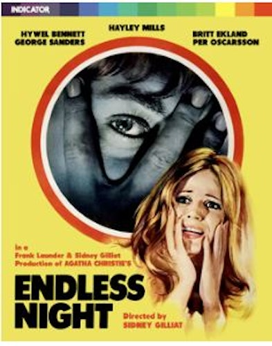 Endless Night Limited Edition bluray (import)