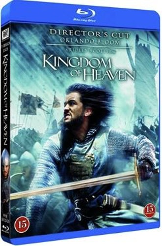Kingdom Of Heaven Bluray