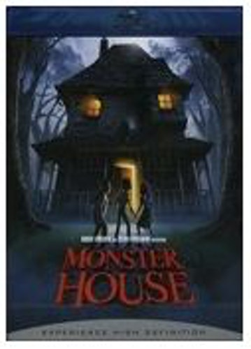 Monster House bluray