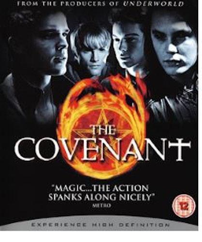 Pakten / The Covenant bluray (import med svensk text)