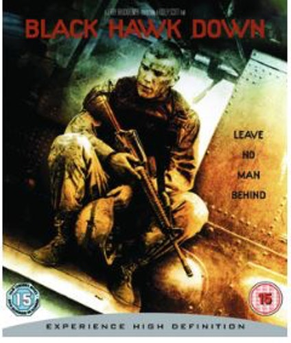Black Hawk Down bluray (import)