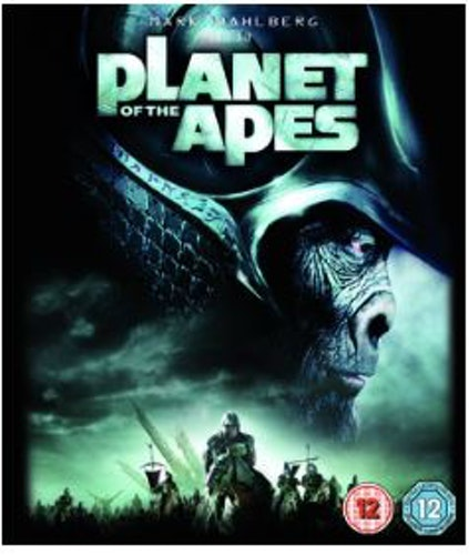 Apornas planet 2001 bluray (import med svensk text)